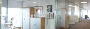 Commercial-Glass-Door-Storefront-Window-Replacement-Las-Vegas-room-divider