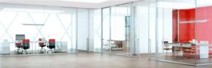 Commercial-Glass-Door-Storefront-Window-Replacement-Las-Vegas-interior-glass-walls